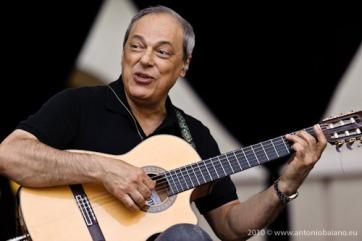 Toquinho irá apresentar suas parcerias com Vinícius de Moraes