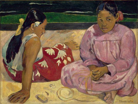 02. Gauguin_Femmes de Tahiti